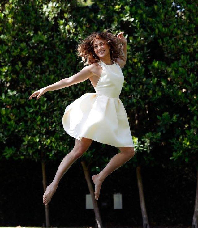 Jennifer Lopez, takipçilerini motive etti: Pozitif kalın, birlikte olaca 1