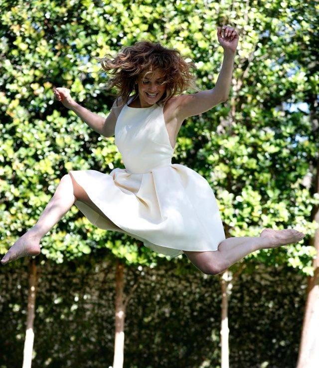 Jennifer Lopez, takipçilerini motive etti: Pozitif kalın, birlikte olaca 2