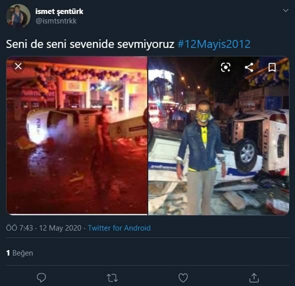 12 Mayıs Fenerbahçe & Galatasaray Paylaşımları 5