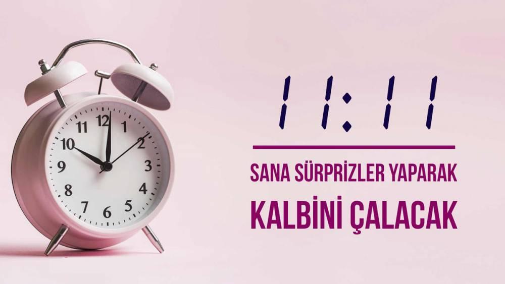 Aynı saatlerin anlamı ve çift saatlerin alamı ile saat falı 12