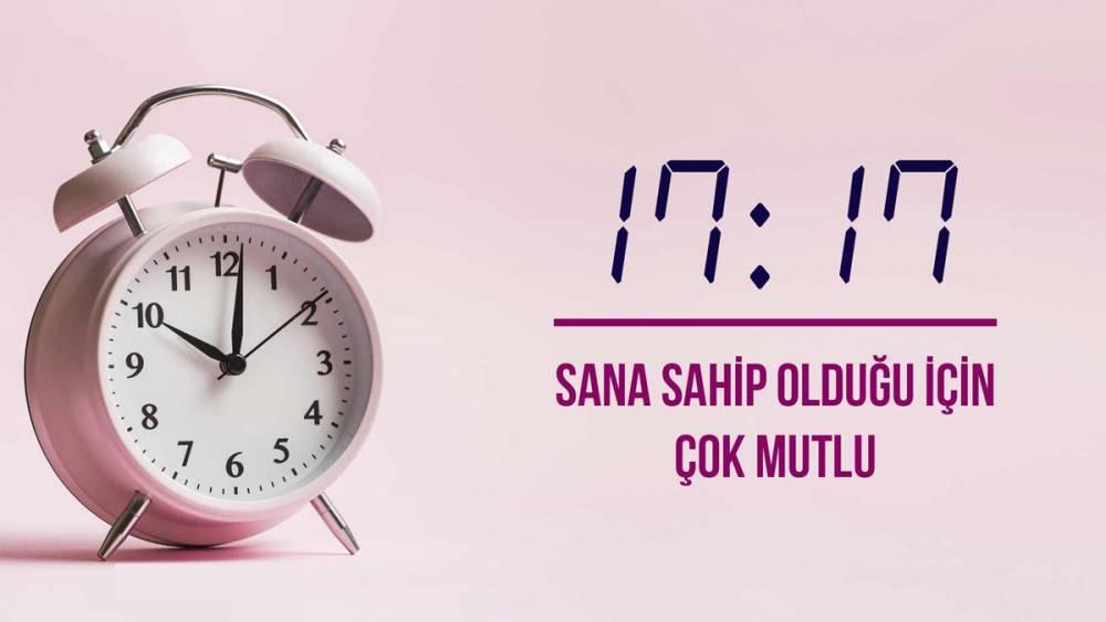 Aynı saatlerin anlamı ve çift saatlerin alamı ile saat falı 18