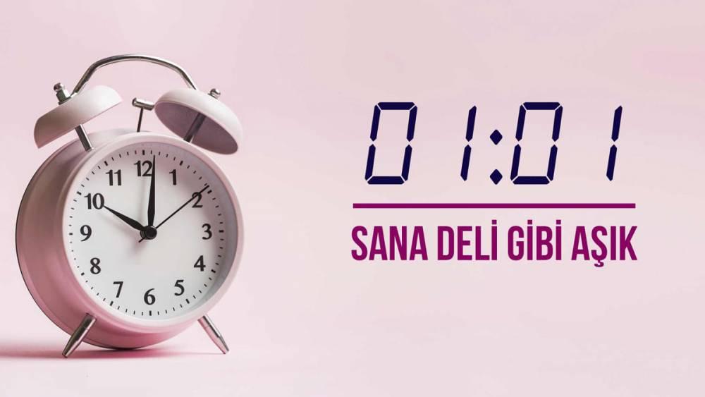 Aynı saatlerin anlamı ve çift saatlerin alamı ile saat falı 2