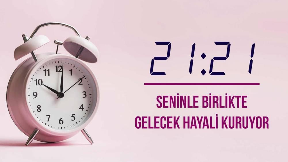 Aynı saatlerin anlamı ve çift saatlerin alamı ile saat falı 22