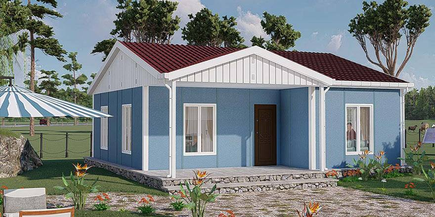 Prefabrik ev yaptırmak isteyenlere 40 bin tl destek 2