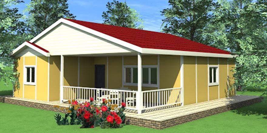 Prefabrik ev yaptırmak isteyenlere 40 bin tl destek 3