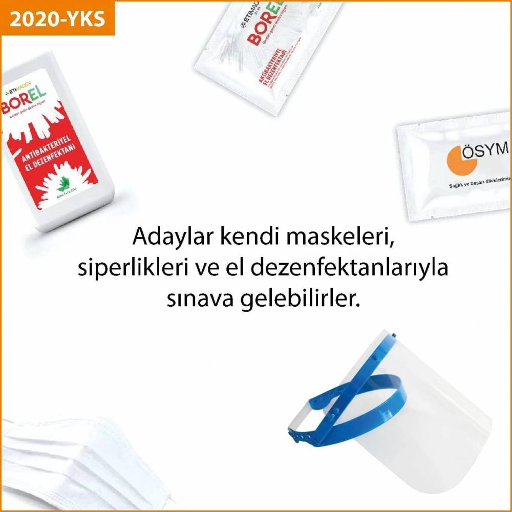 ÖSYM Başkanı Prof. Dr. Halis Aygün YKS açıklamasında bulundu! 2