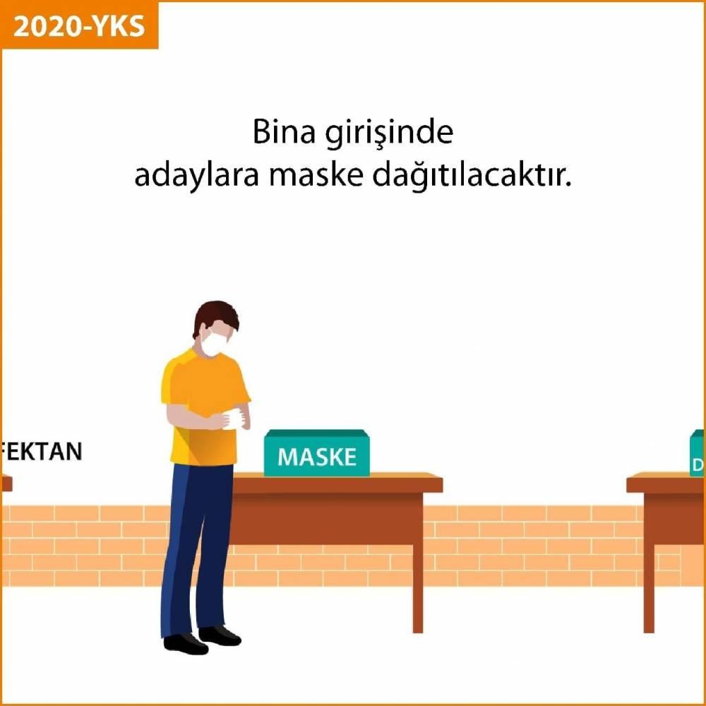 ÖSYM Başkanı Prof. Dr. Halis Aygün YKS açıklamasında bulundu! 3