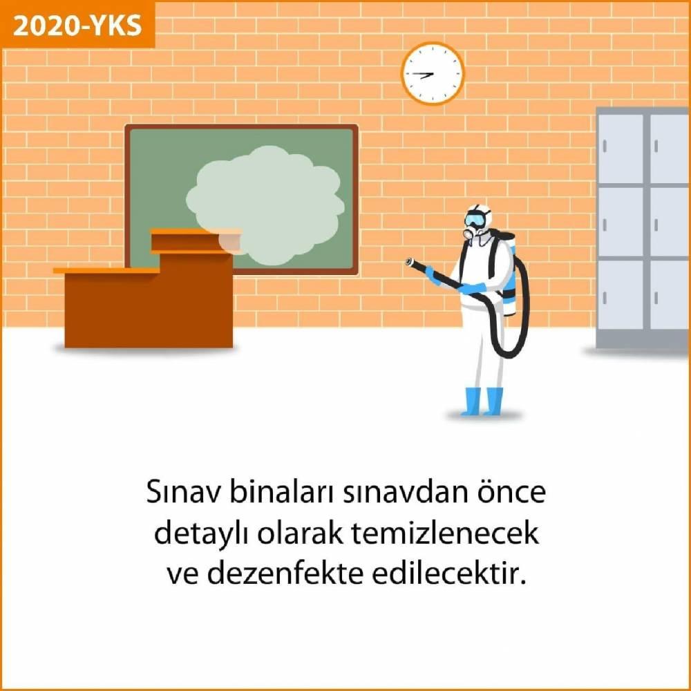 ÖSYM Başkanı Prof. Dr. Halis Aygün YKS açıklamasında bulundu! 4