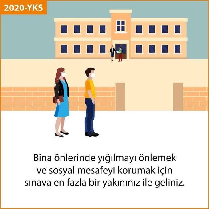 ÖSYM Başkanı Prof. Dr. Halis Aygün YKS açıklamasında bulundu! 6
