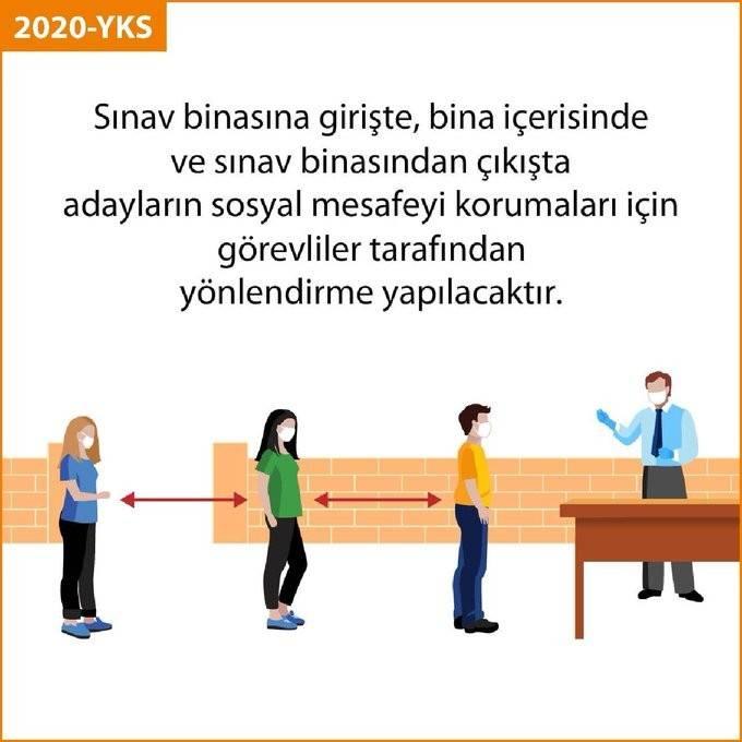 ÖSYM Başkanı Prof. Dr. Halis Aygün YKS açıklamasında bulundu! 7