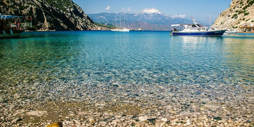 Kalabalıktan Uzak Denize Girilecek 10 Doğa Harikası Yer 8