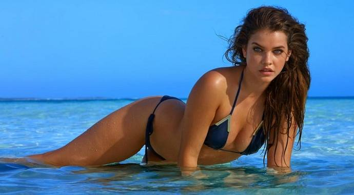 Macar model Barbara Palvin açıkladı: Köy hayatı yaşamak istiyorum! 7