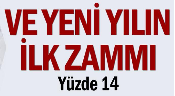 Yavuz Sultan Selim ve Osmangazi Köprülerine Yüzde 14 Zam