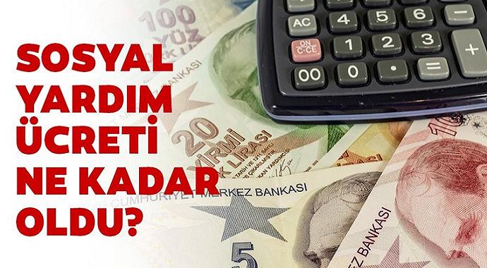 1000 liralık sosyal yardım Ücretinde Artış Var mı? Aile Bakanı Açıkladı