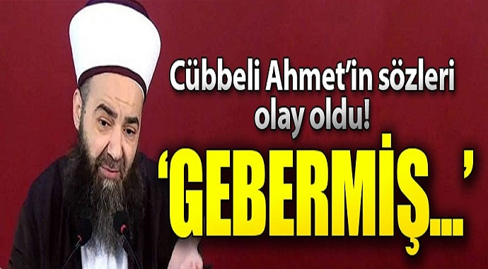 Cübbeli Ahmet Hoca'nın Süleymani hakkındaki sözleri çok konuşuldu