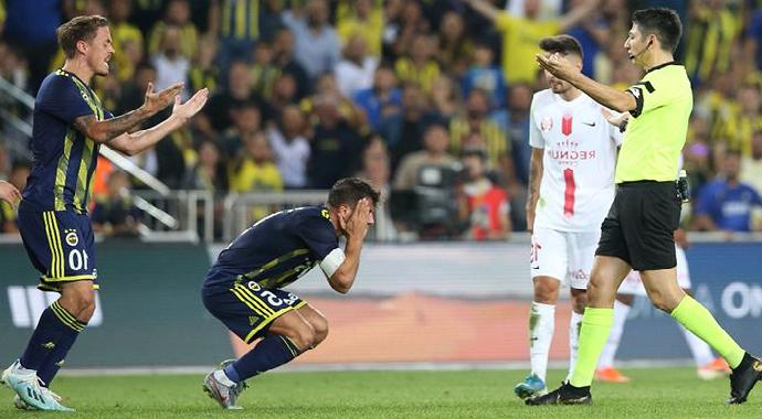 Fenerbahçe'den Tahkim Kararına Büyük Tepki