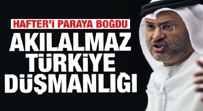 BAE, Suriye sonrası şimdi de Libya'da Türkiye'nin karşısında
