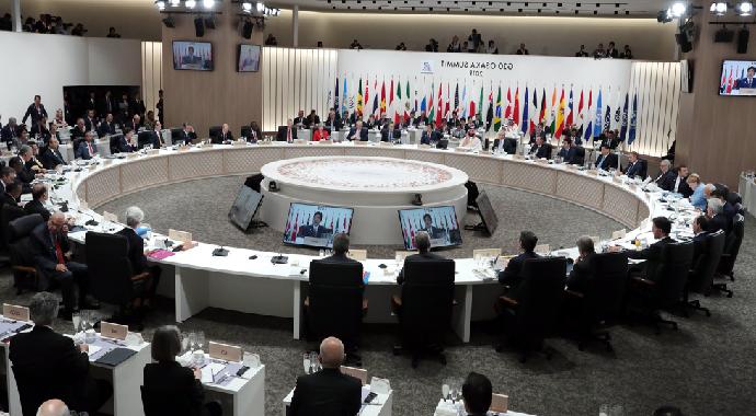 G20 Sağlık Toplantısı Başladı