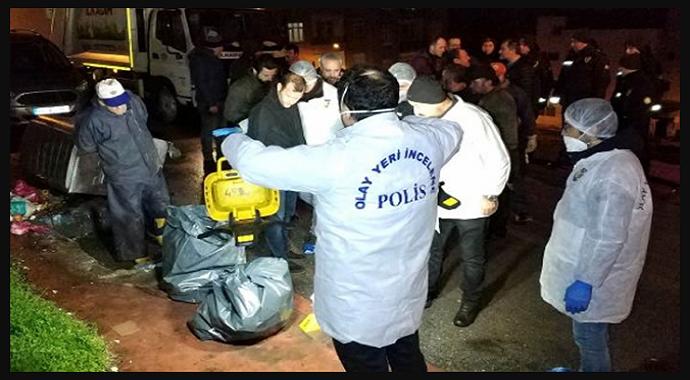 Samsun'da Parçalanmış Ceset Vakasında Gözaltı Sayısı Yükseldi