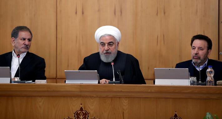 Ruhani: Ortadoğu'daki Avrupalı birlikler tehlikede olabilir