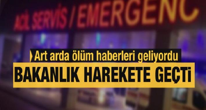 İstanbul'da korkutan ölümlerle ilgili açıklama!