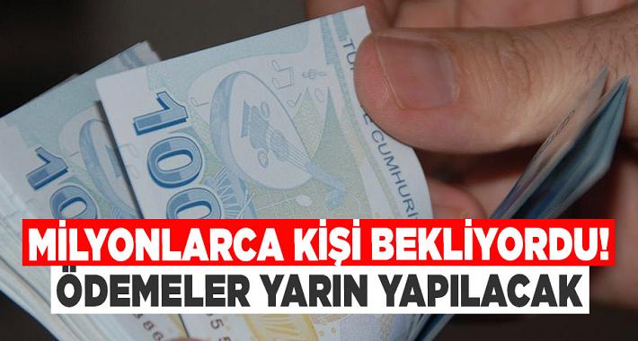 SSK ve Bağkur Emeklileri Zamlı Maaşlar Yarın Hesaplarda! Dul ve Yetim Maaşı Ne Kadar?