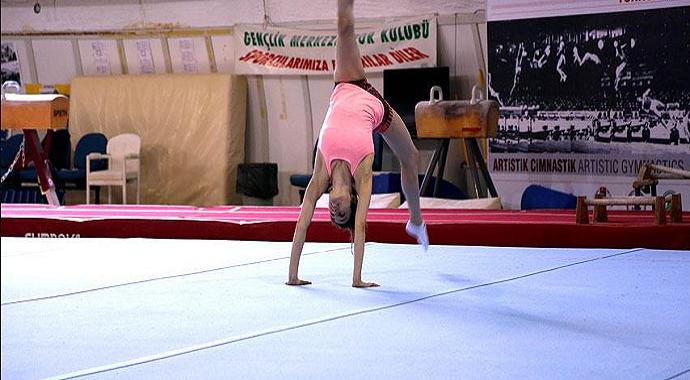 Cimnastikteki Başarımız Gençlere Örnek Oldu