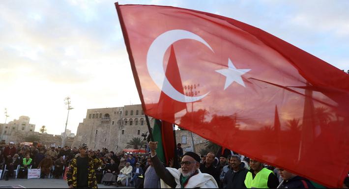 Kıbrıs yönetiminden 'Libya'ya silah ambargosunu ihlal eden Türkiye'ye' kınama