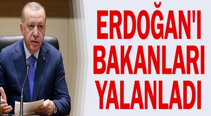 """Erdoğan'ı Bakanları yalanladı! """"kökten çözdük"""" dediği kamuda taşeron varlığı devam ediyor"""