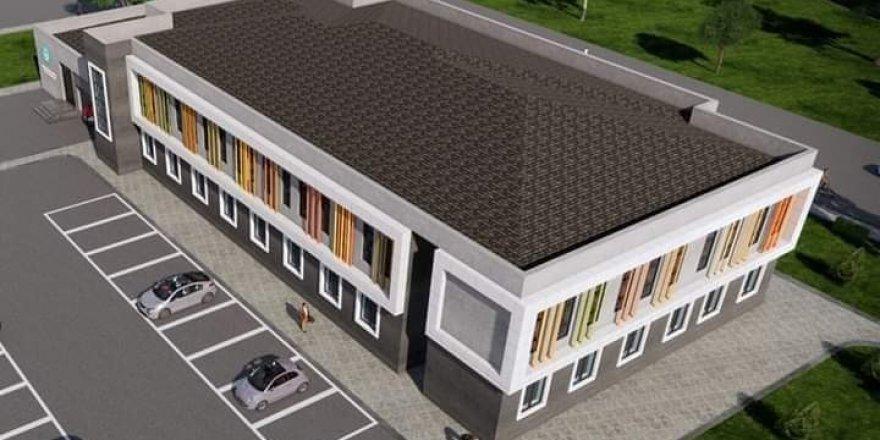 Kayseri İl Sağlık Müdürlüğü Tomarza'ya yeni sağlık tesisleri yapıyor