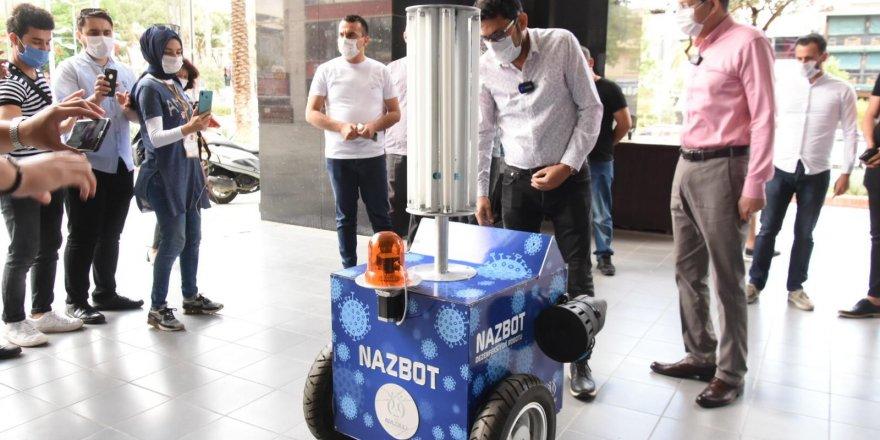 Nazilli Belediyesi tarafından geliştirildi! NAZBOT!