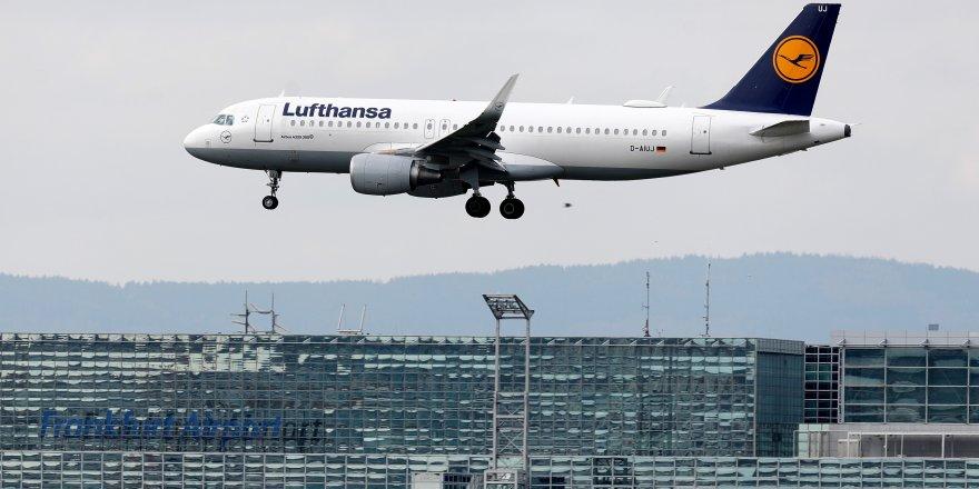 Alman havayolu şirketi Lufthansa Alman hükümeti ile anlaşma sağladı