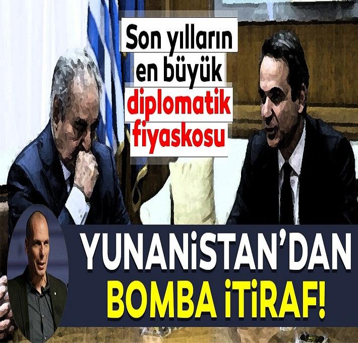Eski Yunan bakandan bomba itiraf: Darbeci Hafter'e destek veren Yunanistan'ın son yılların en büyük diplomatik fiyaskosuna imza