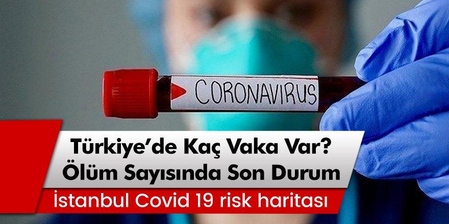 25 Mayıs Koronavirüs tablosu! Koronavirüsten bugün kaç ölüm kaç vaka var?