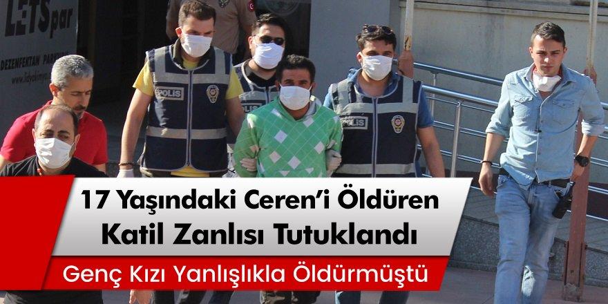 Manisa'nın Salihli ilçesinde Ceren Kultaş'ı öldüren katil tutuklandı