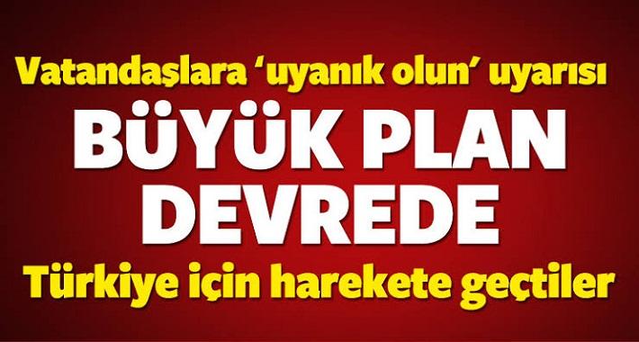 Hayati uyarılar geldi Türkiye'ye büyük saldırı düzenlenmişti!