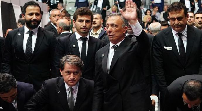 Beşiktaş'ın Yeni Başkanı Çebi Oldu