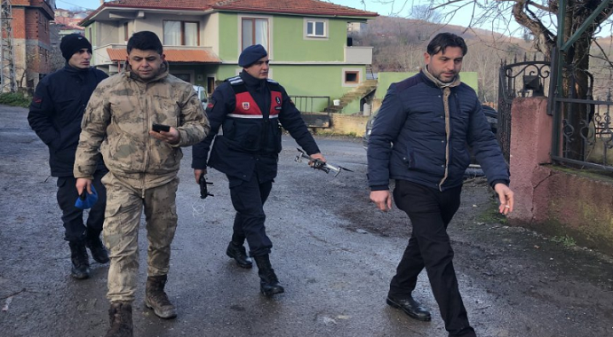 Zonguldak'ta Bir Garip Arama Hikâyesi