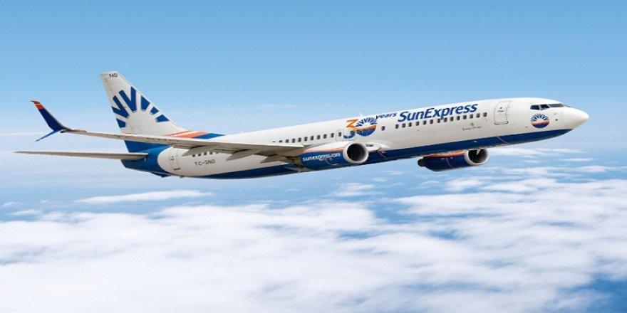 SunExpress uçuşlarına kademeli olarak başlayacağı tarihi duyurdu