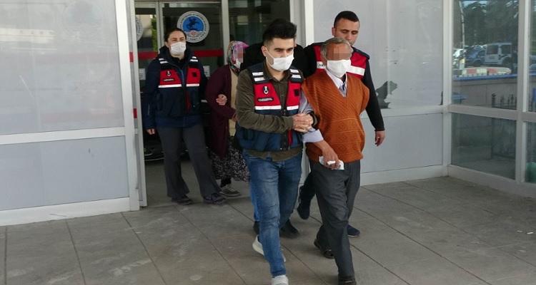 Samsun'da güvenlik güçlerinden uyuşturucu operasyonu: 4 gözaltı