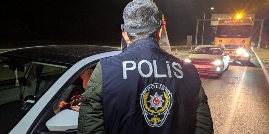 İzmir'de sokağa çıkma kısıtlamasında kurallara uymayanlara toplam 2 milyon liradan fazla ceza kesildi