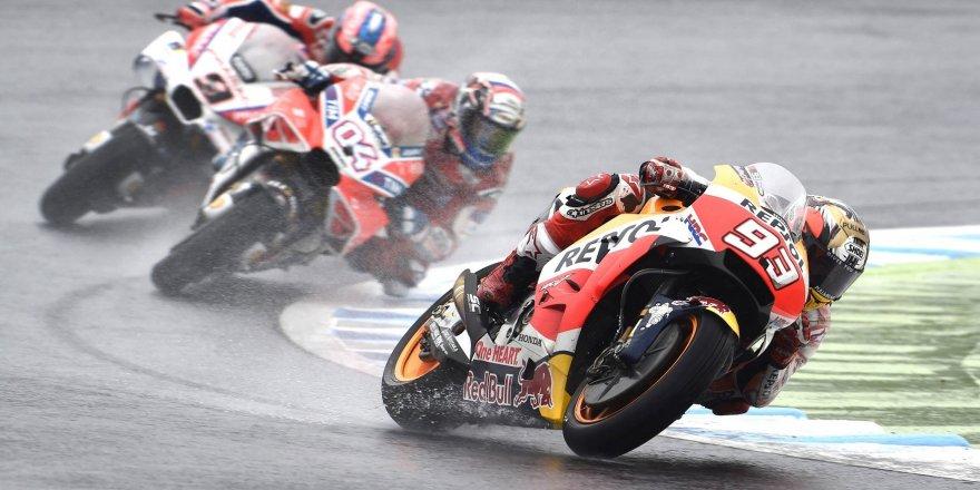 2020 Japonya Grand Prixi'nin korona virüs salgını nedeniyle iptal edildi