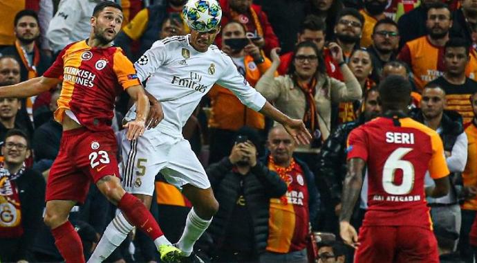 Galatasaray Şampiyonlar Liginde Tatsız