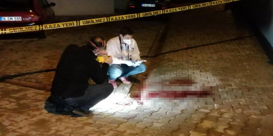 Karabük'te bir kişi, Tartıştığı şahsı av tüfeğiyle vurdu