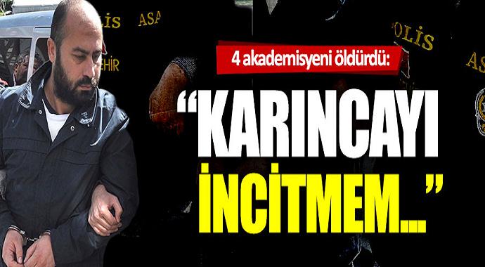 Eskişehir'de 4 Kişiyi Öldüren Katilden Garip Savunma