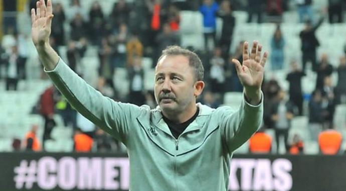 Beşiktaş İbreyi Sergen Yalçın'a Çevirdi