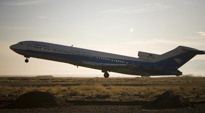 Afganistan'da uçak düştü! Uçakta 83 kişinin bulunduğu belirtildi