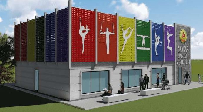 Şampiyonların Okulu Şavkar İstanbul'da