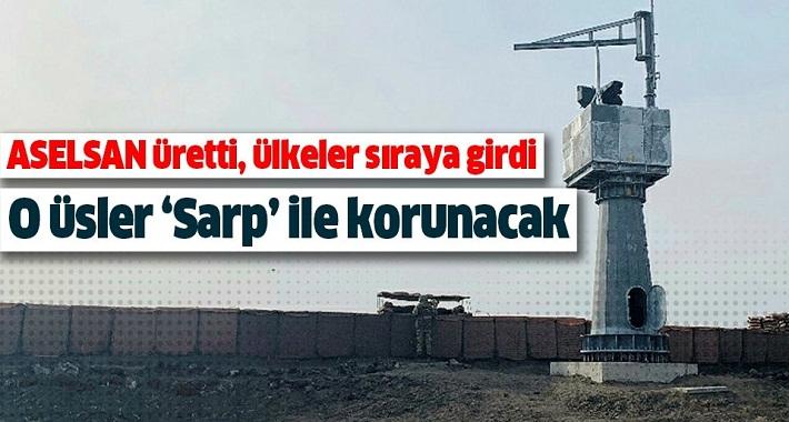 Türkiye üretti TSK'ya Aselsan imzası ülkeler sıraya girdi!