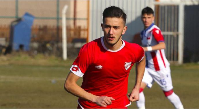 Boluspor'un golcüsü Erkan Süer, Galatasaray'a transfer oldu